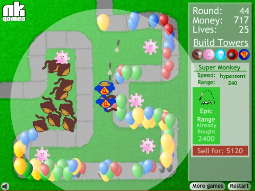 bloons defense 3